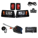 RHOX Yamaha G14-G22 Complete Street Package Light Kit