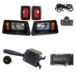 RHOX Yamaha G14-G22 Deluxe Street Package Light Kit