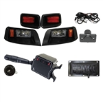 RHOX Deluxe Street Package Light Kit for E-Z-GO TXT (96-13)