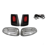 LED RHOX Upgradeable Factory Style Light Kit for E-Z-GO RXV (08-15)