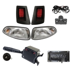 RHOX Deluxe Street Package for E-Z-GO RXV (08-15)