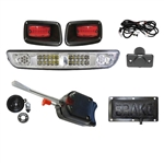 RHOX STD LED Street Package Light Bar Kit for EZ GO TXT (96-13)