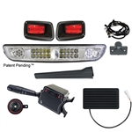 RHOX Deluxe LED Street Package Light Bar Kit for EZ GO TXT (96-13)