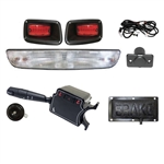 RHOX Deluxe Street Package Light Bar Kit for EZ GO TXT (96-13)