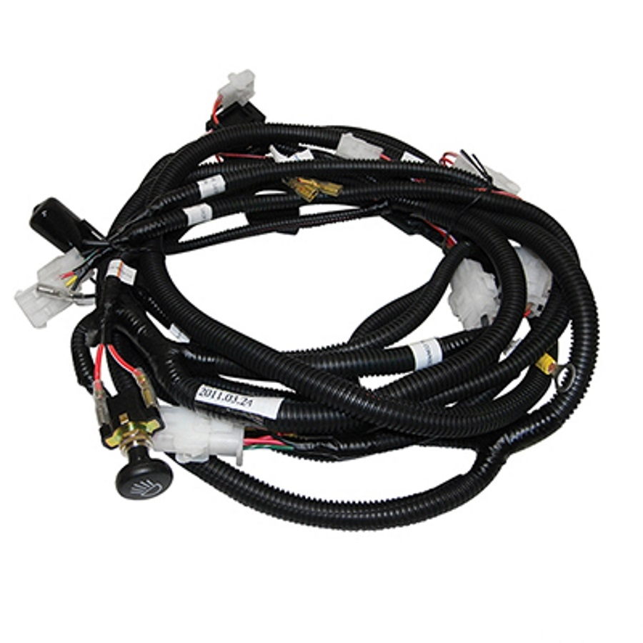 Ezgo Wiring Harness Simple Schema Mitsubishi Connectors Rhox Complete Light For E Z Go Txt 94 Golf Cart