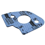 Exhaust Cover Gasket Yamaha G2 - G14 4-Cycle
