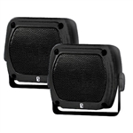 Poly-Planar Waterproof Box Speakers