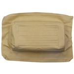 Tan Seat Back Cover, Yamaha G11-G22