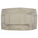 Stone Beige Seat Bottom Cover for EZ GO RXV (16+)