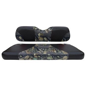 Black/Camo, Seat Covers for EZ GO TXT(2014+)