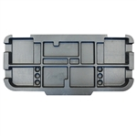Under Seat Storage Tray for EZ GO RXV