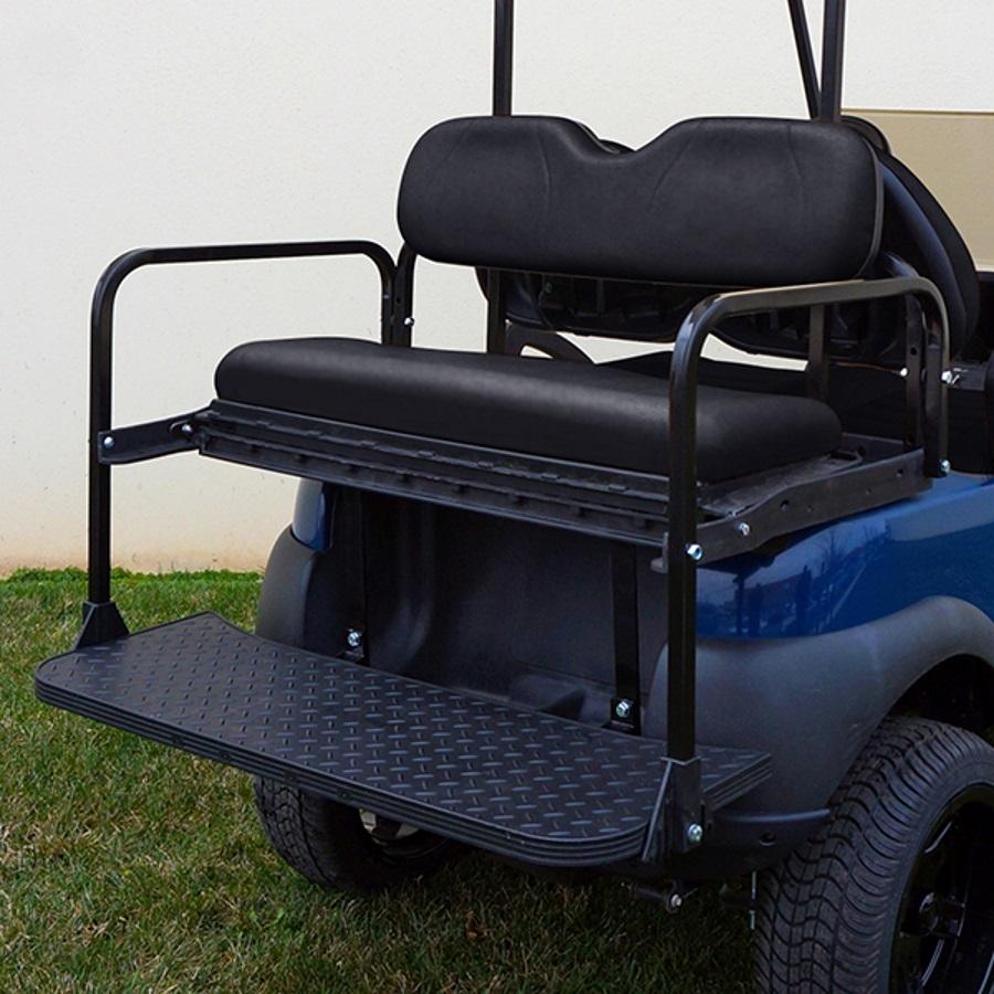 RHOX RHINO Rear Seat Kit | RHINO Club Car Precedent Rear Seat Kit