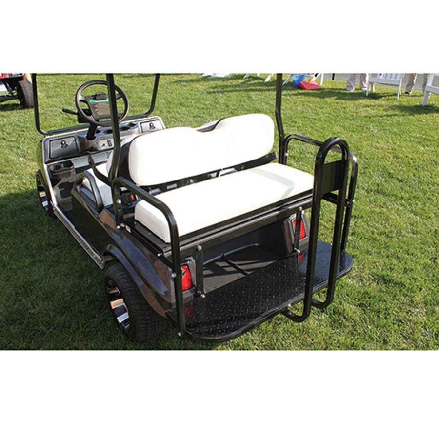 Golf Cart Safety Grab Bar | Golf Cart Rear Seat Safety Grab Bar Plywood Golf Cart on brick cart, roofing cart, moving cart, drywall cart, material cart, firewood cart, portable air compressor cart, door cart, construction cart, paper cart, shopping cart, sand cart, build a rolling shop cart, panel cart, 2 wheel cart, stone cart, aluminum cart, cardboard cart, wood cart, concrete cart,