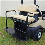 RHOX Club Car Precedent Rear Seat Kit - Beige