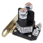 Solenoid, 14V 4 Terminal Silver