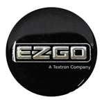 Steering Wheel Label for EZ GO
