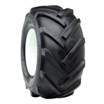 "Duro Tiller 18X9.5-8 Golf Cart Tire (8"")"