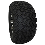 "RHOX Mojave II 22X11-10 DOT 4-ply Golf Cart Tire (10"")"