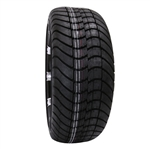"Achieva Low Profile 205/40-14 (20.5"") DOT Golf Cart Tire (14"" Rim)"