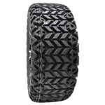 "23"" All Terrain Golf Cart Tires for 15"" Wheels"