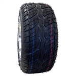 "Duro Excel Touring 205/50-10 (18"" Tall) Golf Cart Tire"