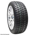 "RHOX Road Hawk Radial DOT Golf Cart Tires for 13"" Wheels"