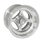 Indy Machined 10X7 Offset Aluminum Wheel