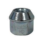"Lug Nut, Open End Metric 12mm - 1.25 (3/4"" Head)"