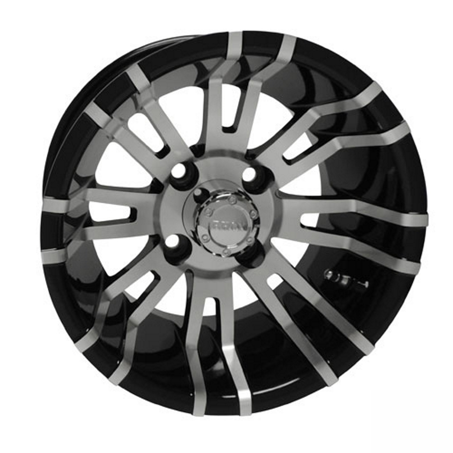 207b1103fdf Chrome Golf Cart Wheel