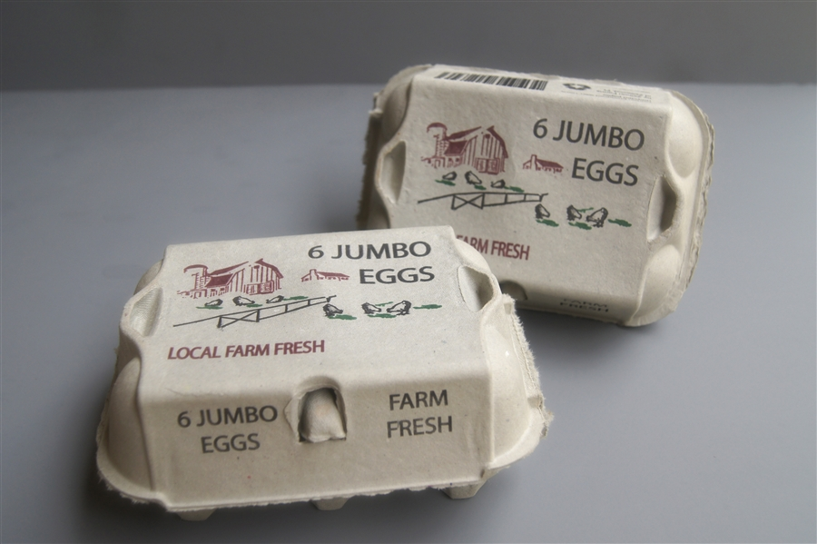 Egg Cartons 12ct Jumbotwin 6