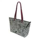 CBHStudio Paisley Messenger Style Laptop Bag