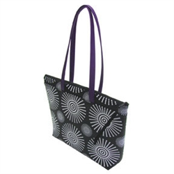 CBHStudio Pinwheels Messenger Style Laptop Bag