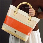 Liz Claiborne Vivien SP09 Small Tote Multi Color HLRRU6737