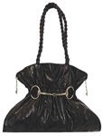 Lime N Roses Black Trixie Hobo