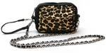 Womens Leopard Camera Bag