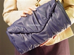 Nicole Miller Cory Clutch Sapphire Silky