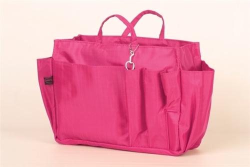 Handbag Organiser Cherry Hot Pink