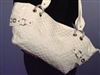 Via Nova Patrizia Handbag White 88053