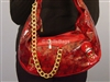 Via Nova Caterina Handbag Red 10682B