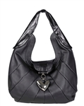 Via Nova Franca Handbag With Heart 960301