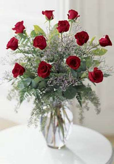 One Dz. Red or White Roses