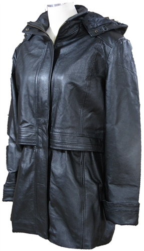 Parka Leather