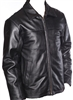 New zealand lambskin straight bottom jacket