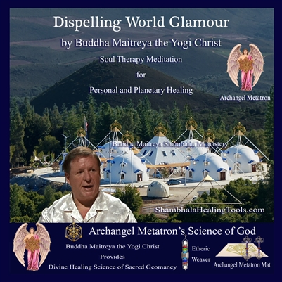 Dispelling World Glamour CD