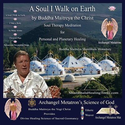 A Soul I Walk on Earth CD