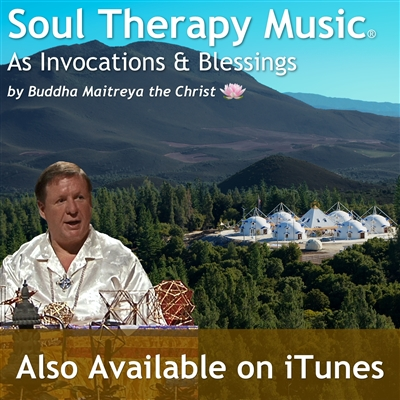 Set of 7 Soul Therapy Music® CDs
