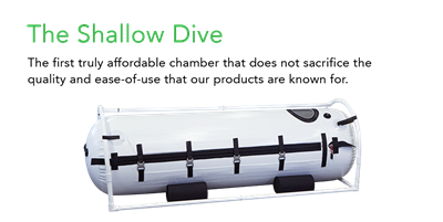 shallow dive hyperbaric chamber