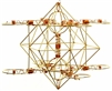 Large Buddha Maitreya the Christ Solar Cross