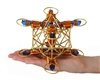 Small Buddha Maitreya the Christ Solar Cross