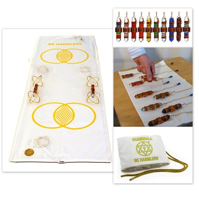 Etheric Weaver & Metatron Mat Practitioner Set